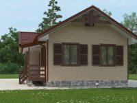 Дом из бруса-112