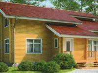Дом из бруса-254