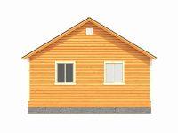 Дом из бруса-86