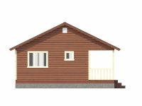 Дом из бруса-139