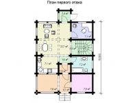 Дом из бревна-114