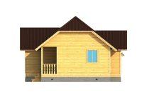 Дом из бруса-183