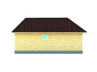 Дом из бруса-109