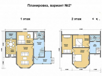 Дом из бруса-158