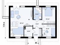 Дом из бруса-162