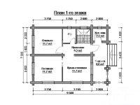 Дом из бревна-89