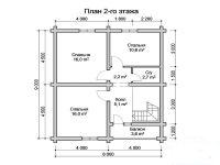 Дом из бревна-157