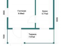 Дом из бруса-6