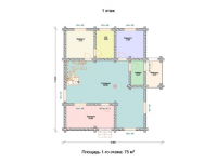 Дом из бревна-161
