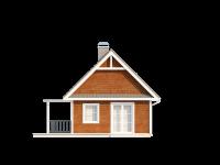 Дом из бруса-61
